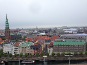 View from Tower